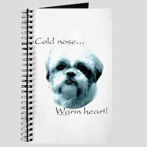 Shih Tzu Warm Heart Journal