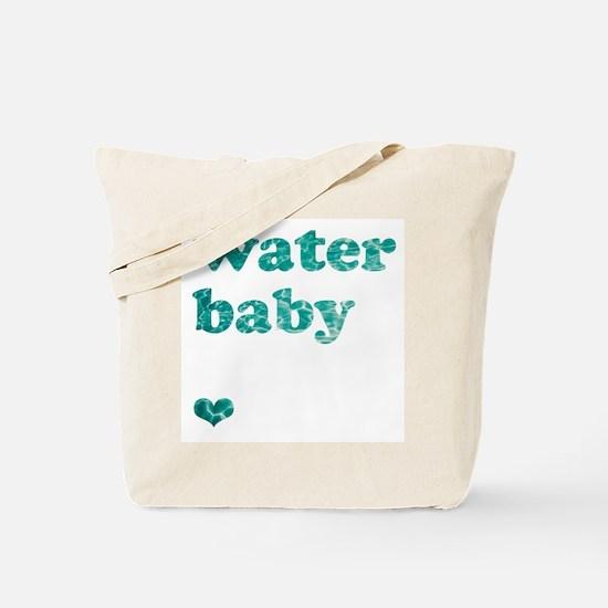 waterbaby Tote Bag