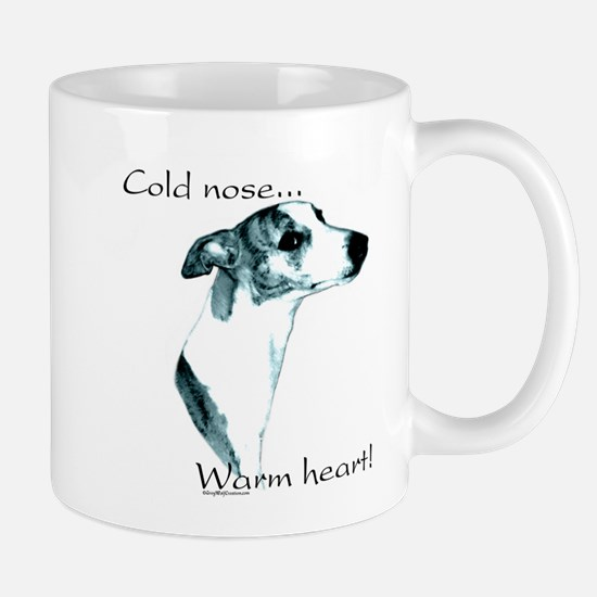Whippet Warm Heart Mug