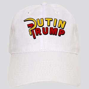 Putin Trump Color Cap