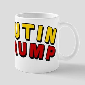 Putin Trump Color 11 oz Ceramic Mug