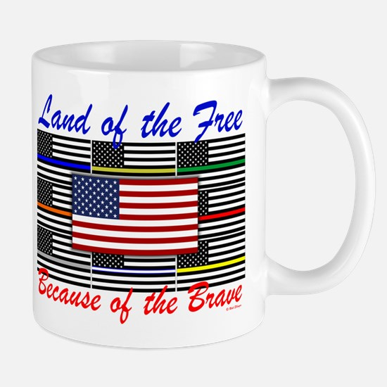 Land of the Free Mugs