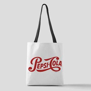 Pepsi Logo Polyester Tote Bag