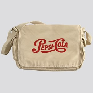 Pepsi Logo Messenger Bag