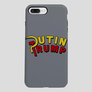 Putin Trump Color iPhone 7 Plus Tough Case