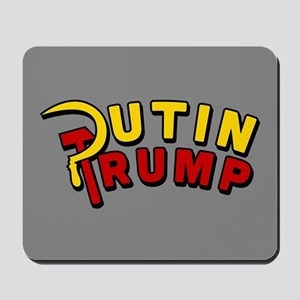 Putin Trump Color Mousepad
