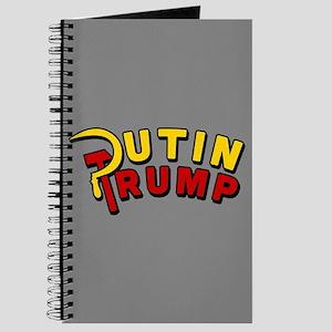 Putin Trump Color Journal