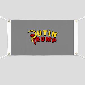 Putin Trump Color Banner