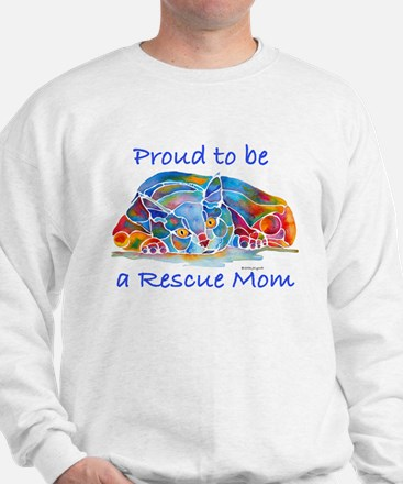 Cat Rescue Sweatshirt