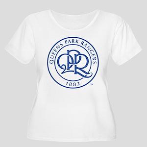 Queens Park Rangers Seal Plus Size T-Shirt