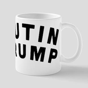 Putin Trump 11 oz Ceramic Mug
