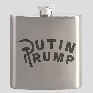 Putin Trump Flask
