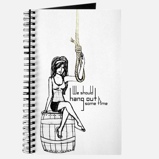 """we should hang out"" Journal"