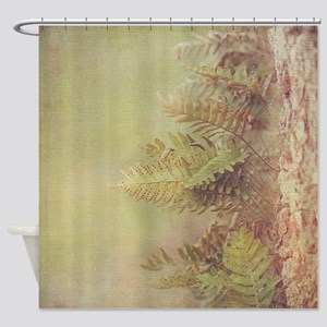 Little Ferns Shower Curtain