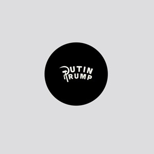 Putin Trump Mini Button