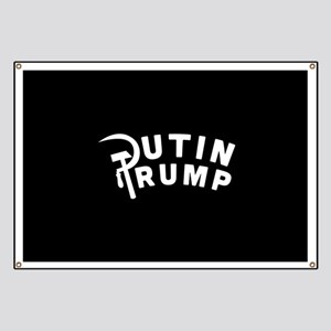 Putin Trump Banner