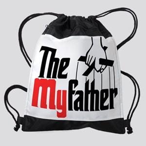 The My Father Drawstring Bag