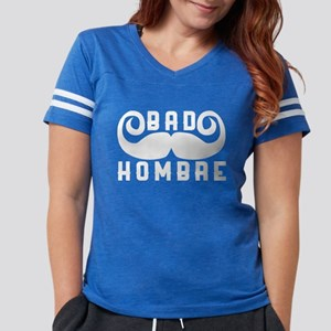 Bad Hombre Womens Football Shirt