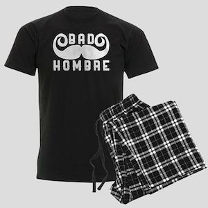 Bad Hombre Men's Dark Pajamas