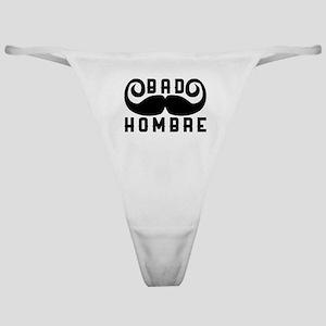 Bad Hombre Classic Thong