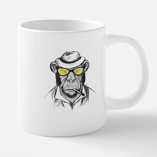 Monkey Mugs