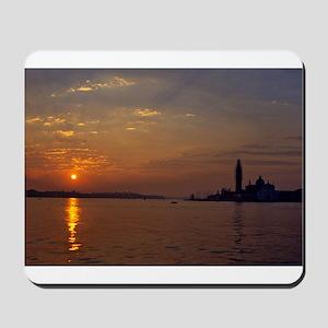 Sunrise in Venice Mousepad