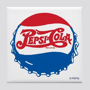 Pepsi Bottle Cap Tile Coaster