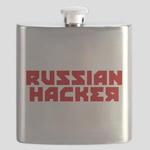 Russian Hacker Flask