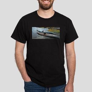 Greenland Kayak Dark T-Shirt