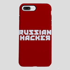 Russian Hacker iPhone 7 Plus Tough Case