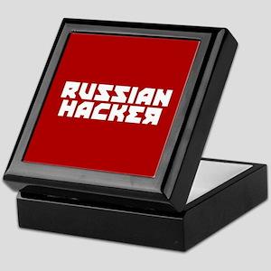 Russian Hacker Keepsake Box
