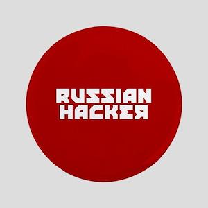 Russian Hacker Button