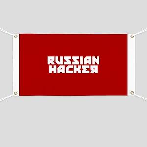 Russian Hacker Banner