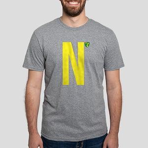 Norwich City Canaries Mens Tri-blend T-Shirt