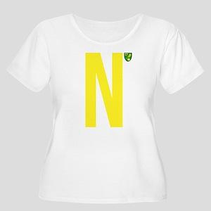 Norwich City Canaries Plus Size T-Shirt