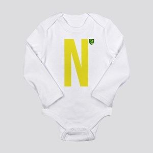 Norwich City Canaries Body Suit