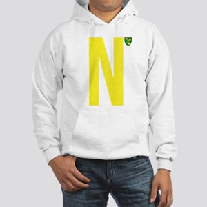 Norwich City Canaries Hooded Sweatshirt