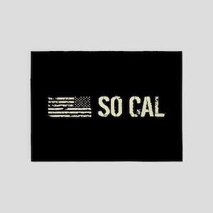 Black Flag: So Cal 5'x7'Area Rug