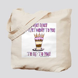 Un-Birthday Tote Bag