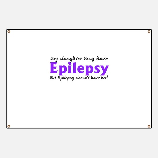 My daughter may have epilepsy Banner