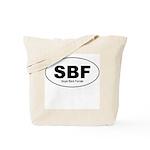 SBF - Single Black Female Tote Bag