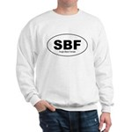SBF - Single Black Female Sweatshirt
