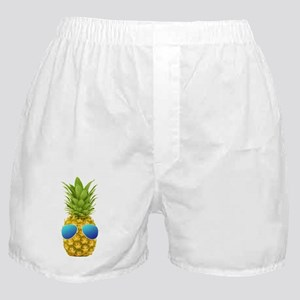Cool Pineapple Boxer Shorts