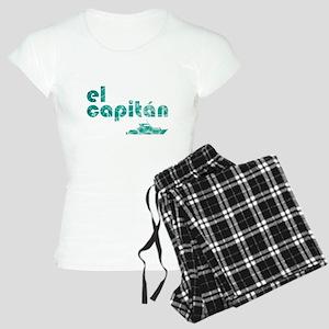 el capitán Pajamas