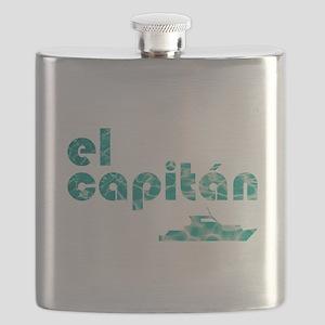 el capitán Flask