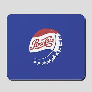 Pepsi Bottle Cap Mousepad