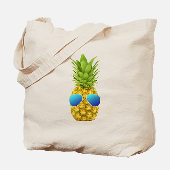 Cool Pineapple Tote Bag