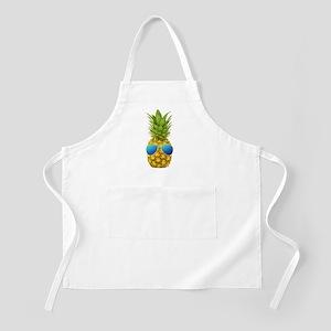 Cool Pineapple Light Apron
