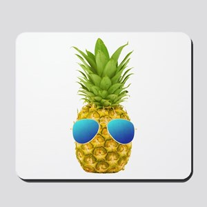 Cool Pineapple Mousepad
