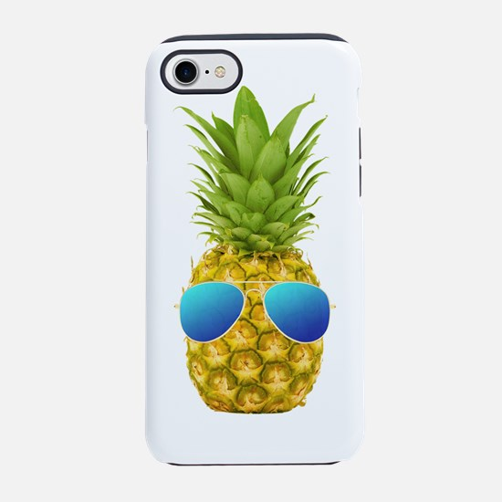 Cool Pineapple iPhone 7 Tough Case